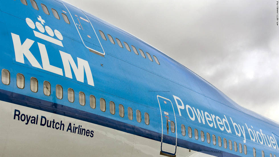 <strong>KLM: </strong>KLM has a punctuality rating of 87.89%, moving up the ranking from 12th place in 2015 to third in 2016.