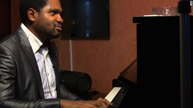 Blind Music Pioneer Fires Up Nigeria S Modern Sound Cnn