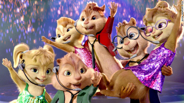 "The chipmunks take a cruise In their third big-screen adventure, ""Alvin and the Chipmunks: Chipwrecked."""