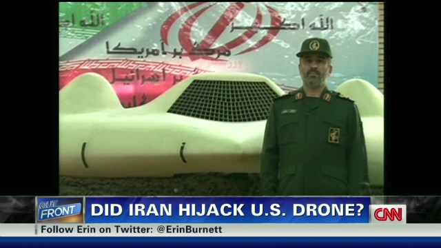 Did Iran hack downed U.S. drone?