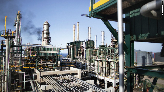 The lifting of sanctions will help the Libyan government develop its signifcant oil reserves.