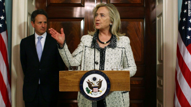 Hillary Clinton on Iran through the years
