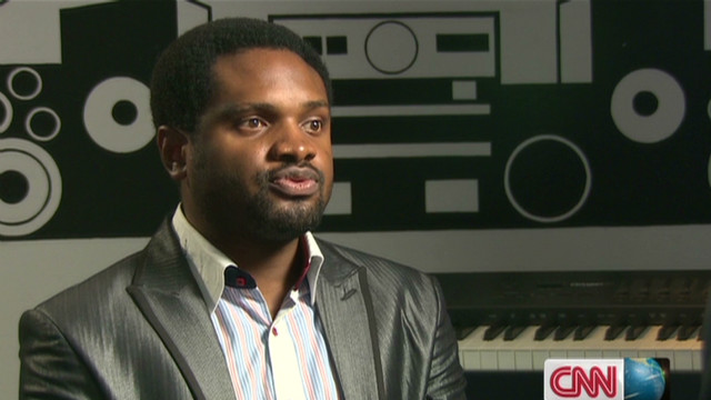 Cobhams Asuquo - blind musical pioneer