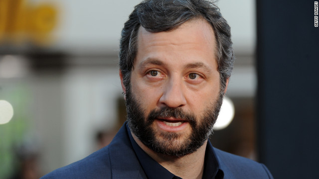 "Judd Apatow attends the premiere of ""The Change-up"" in Los Angeles on August 1, 2011."