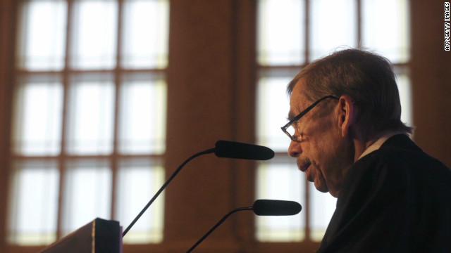Havel, hero of Czech anti-communism dies
