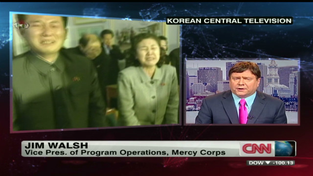 North Koreans' tears: Fake or heartfelt?