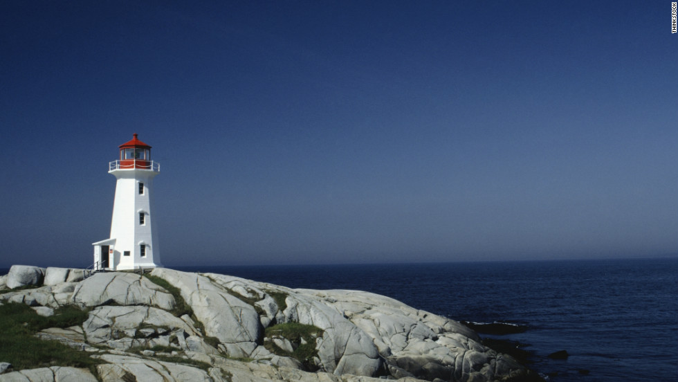 Amazing coastal views along the Atlantic make the Maritime Provinces a beautiful destination.