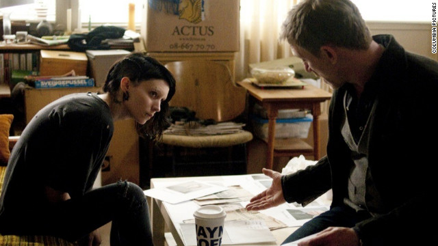 "What it comes down to is, ""The Girl With the Dragon Tattoo"" is Rooney Mara's movie, in the role of Lisbeth Salander."