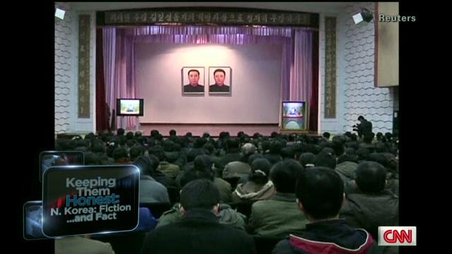 North Korea fact and fiction