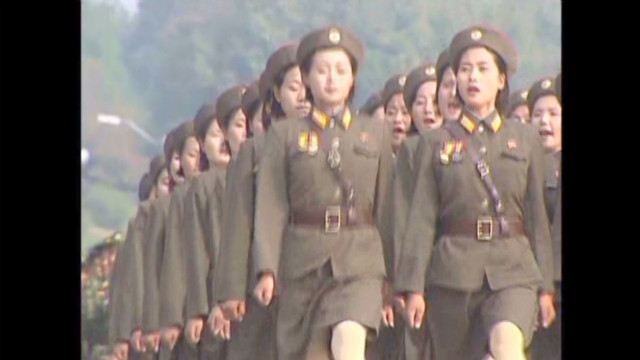 How citizens are controlled in N. Korea