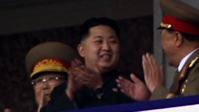 World reacts with concern to Kim's death