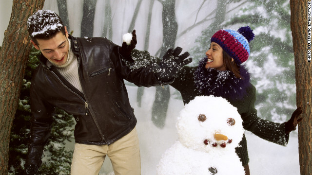 Don't let a lack or overabundance of holiday cheer come between you and your spouse, relationship experts say.