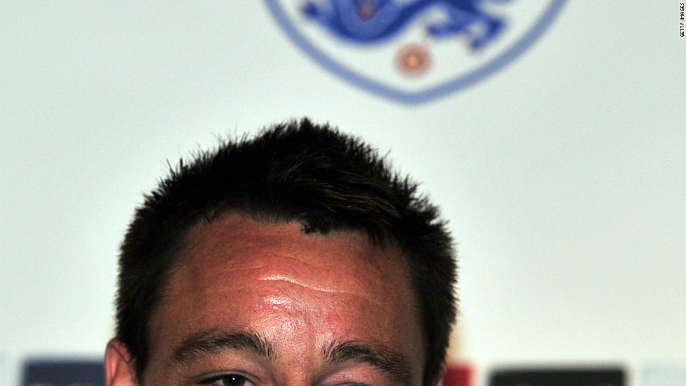 Having initially been stripped of the role in 2010, Terry was reinstated as England captain by Italian manager Fabio Capello in March 2011 following an injury to Rio Ferdinand.
