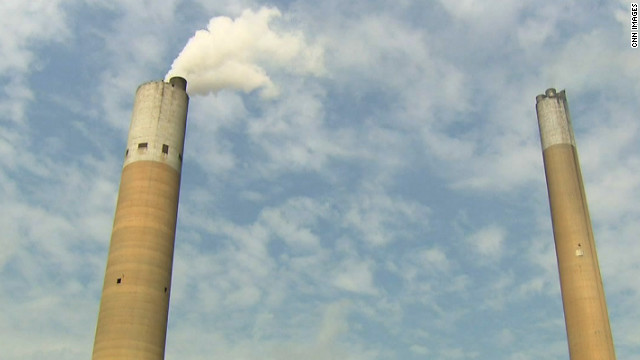 EPA limits mercury emissions from plants