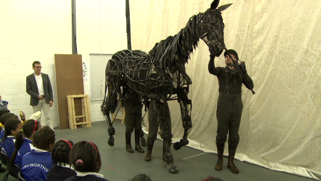 Masters of puppetry prep for world stage