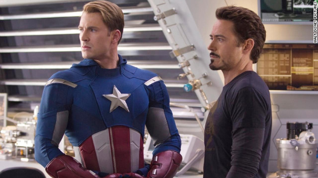 """The Avengers"" is set to release on May 4, 2012."