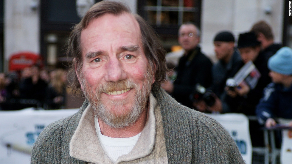 "British actor Peter Postlethwaite died of cancer January 3. The Oscar nominee starred in ""Inception,"" ""Romeo + Juliet"" and the second ""Jurassic Park."" Steven Spielberg reportedly called him the ""best actor in the world."" He was 64.<a href=""http://articles.cnn.com/2011-01-03/entertainment/obit.pete.postlethwaite_1_brassed-everyman-theatre-british-empire?_s=PM:SHOWBIZ""> Full story</a>"