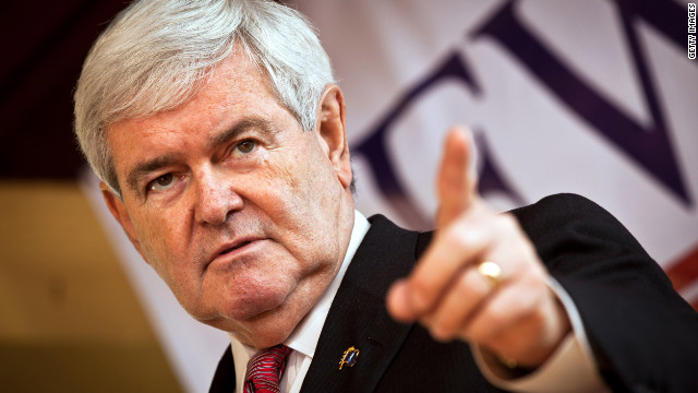 Gingrich: Ron Paul's views outlandish