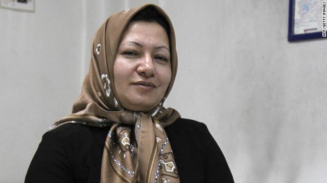 Sakineh Mohammadi-Ashtiani was convicted of adultery in 2006.