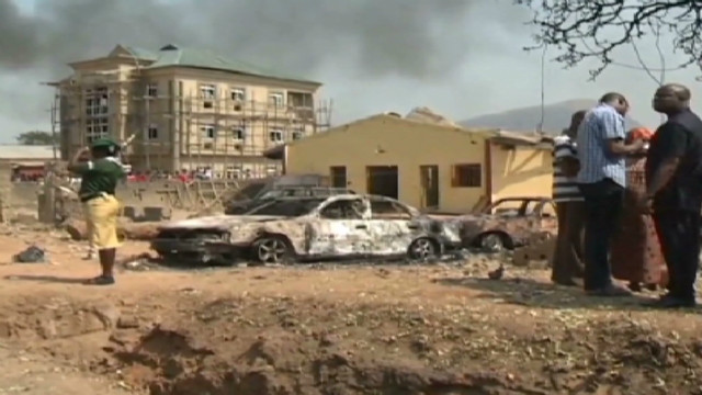 Nigeria on edge after Christmas bombings