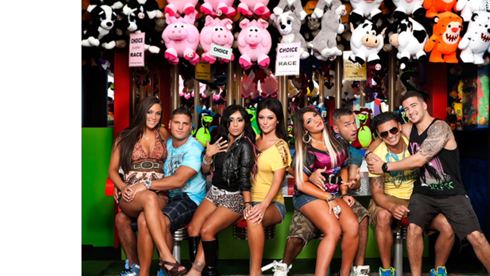 "The drinking, fighting and hooking up on MTV's ""Jersey Shore"" (2009 to 20012) had some Italian-Americans crying foul. Even actress <a href=""http://marquee.blogs.cnn.com/2009/12/23/alyssa-milano-takes-on-jersey-shore/"" target=""_blank"">Alyssa Milano took offense.</a>"