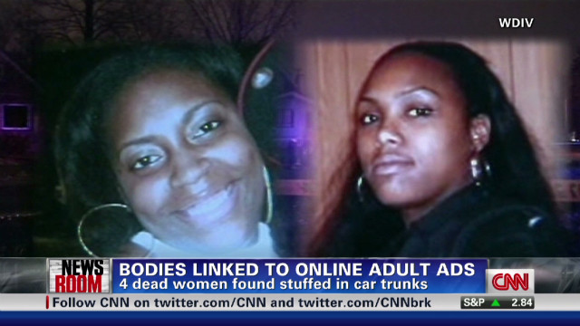 Murders linked to adult ads