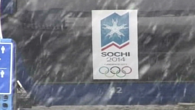 Russia prepares for 2014 Olympics