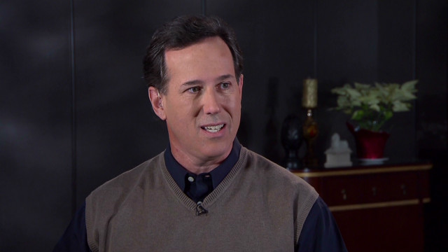 Stunning turnaround for Santorum in Iowa