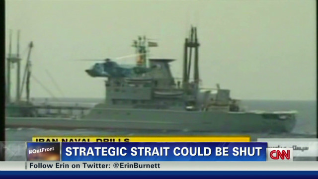 Iran threatens oil supply