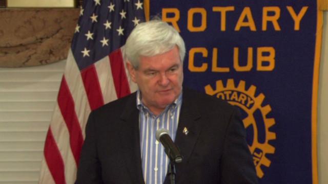 Gingrich: Speaker to presidential run