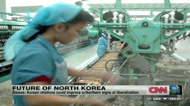 North Korea's economic development
