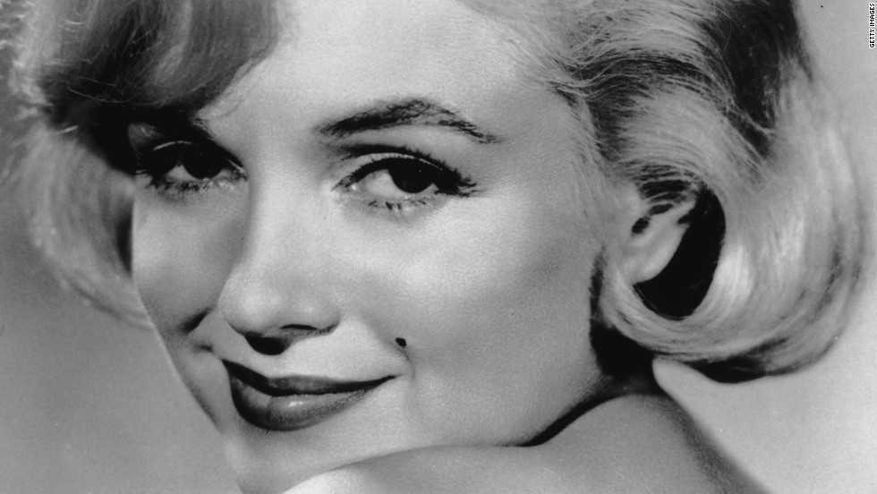 American actress and singer Marilyn Monroe became a major sex symbol before her premature death. The circumstances surrounding her death have caused speculation of whether it was a suicide or homicide.
