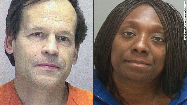 Steven Brigham and Nicola Riley are awaiting extradition hearings to bring them back to Maryland, police said.