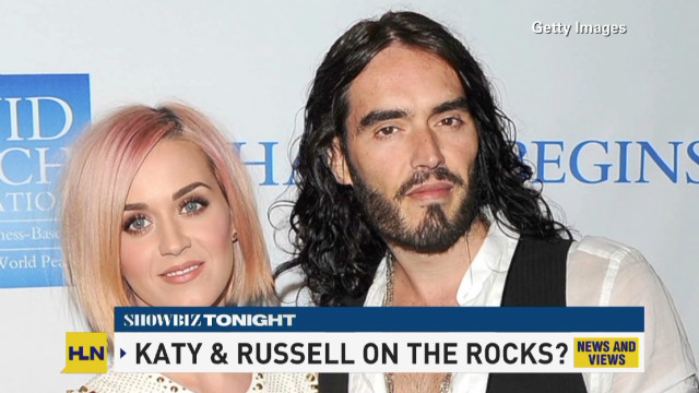 Katy Perry and Russell Brand split?