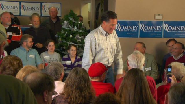 Final push before Iowa caucuses
