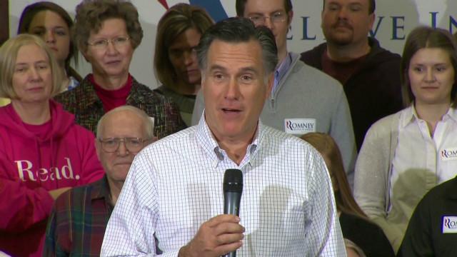 Romney talks Obama, Kardashian wedding