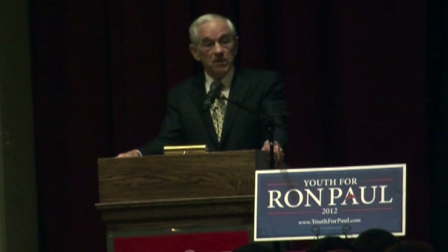 GOP establishment wary of Ron Paul