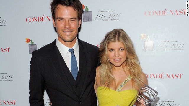 For now, Fergie is focusing on the special someone already in her life: Josh Duhamel.