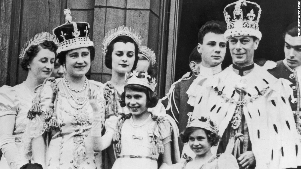 "George VI, whose struggles with a stammer in the early days of his reign were chronicled in hit movie ""The King's Speech,"" was crowned on 12 September 1937."