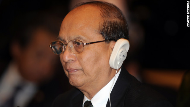 President Thein Sein's  government has signed a peace deal with the Karen National Liberation Army.