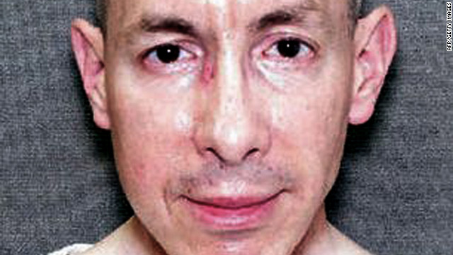 Warren Jeffs' prison mug shot