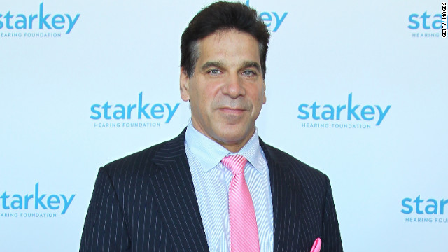 """Former """"Incredible Hulk"""" Lou Ferrigno will be joining the cast of """"Celebrity Apprentice."""""""