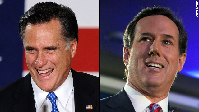 Santorum ready to take on Romney in NH