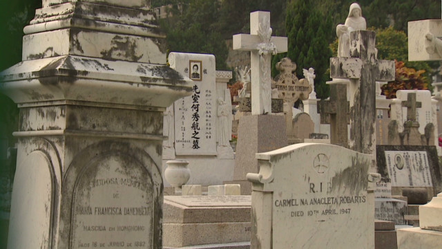 No space for the dead in Hong Kong