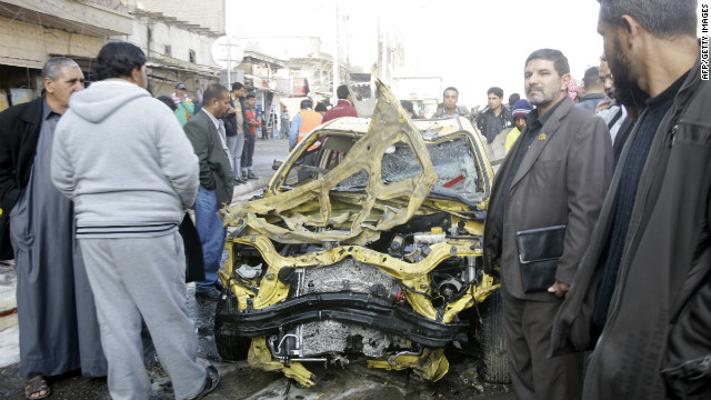 Sectarian divide blamed in Iraq attacks