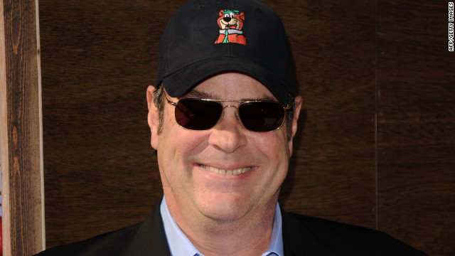 "Dan Aykroyd, shown here in 2010, will guest star on ""Happily Divorced."""