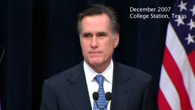 Mitt Romney: In his own words