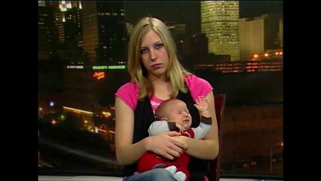 Widowed teen mom kills intruder