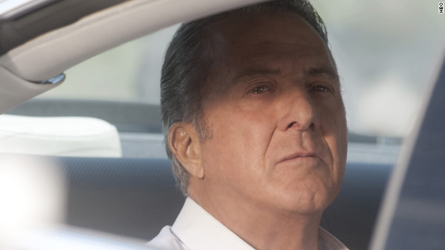 """HBO's """"Luck"""" stars Oscar winner  Dustin Hoffman as a gangster of sorts. The drama about horse racing debuts January 29."""