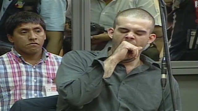 A 'bored' van der Sloot postpones plea
